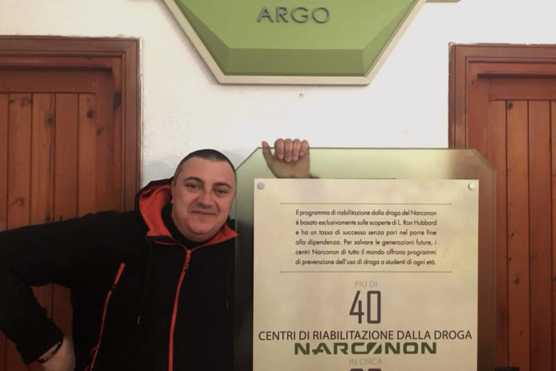 Centro Narconon Argo, riabilitazione da droghe e alcol