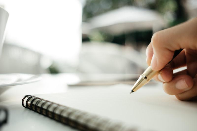 Scrivere una nuova pagina della propria vita - Narconon Argo